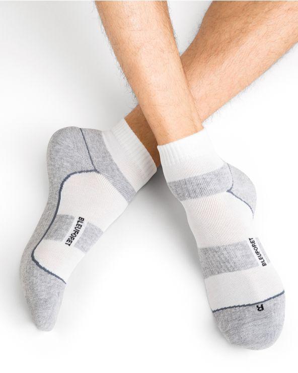 Running anlke socks