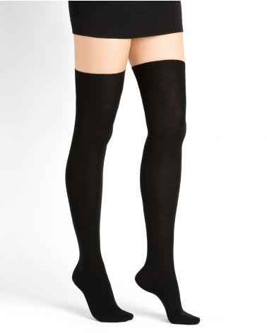 Fine Wool Leggings